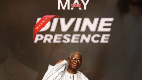 May - Month of Divine Presence
