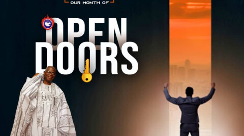 July - Month of Open Doors