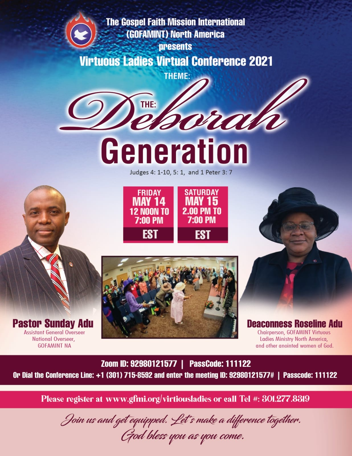 Virtuous Ladies Annual Conference