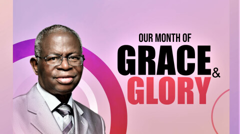 June - Our Month of Grace & Glory