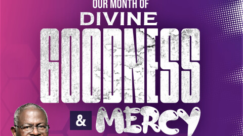 September - Our Month of Divine Goodness & Mercy